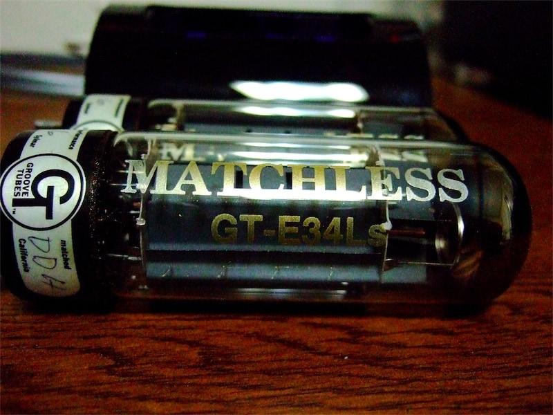 MATCHLESS 真空管 el34