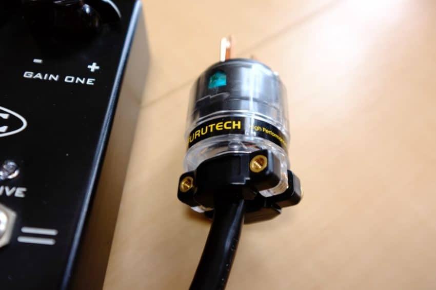 フルテック 電源プラグFURUTECH FI-11M(Cu)