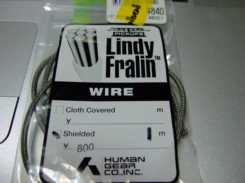 Lindy Fralinの網線