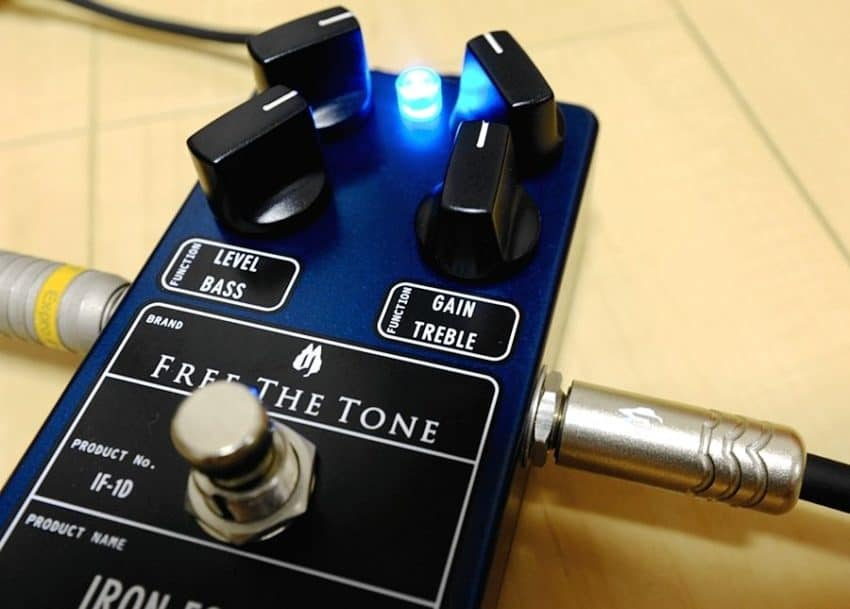 Free The Tone IRON FOREST DISTORTION