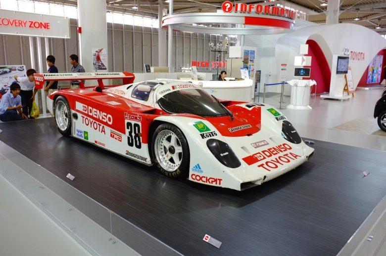 トヨタ レースカー