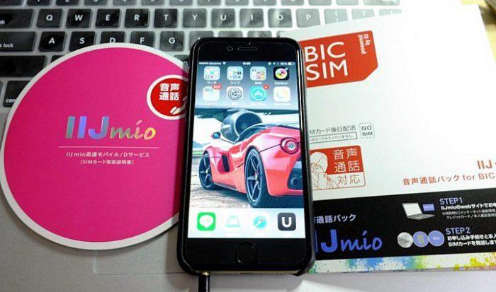 BIC SIM & iPhone 6