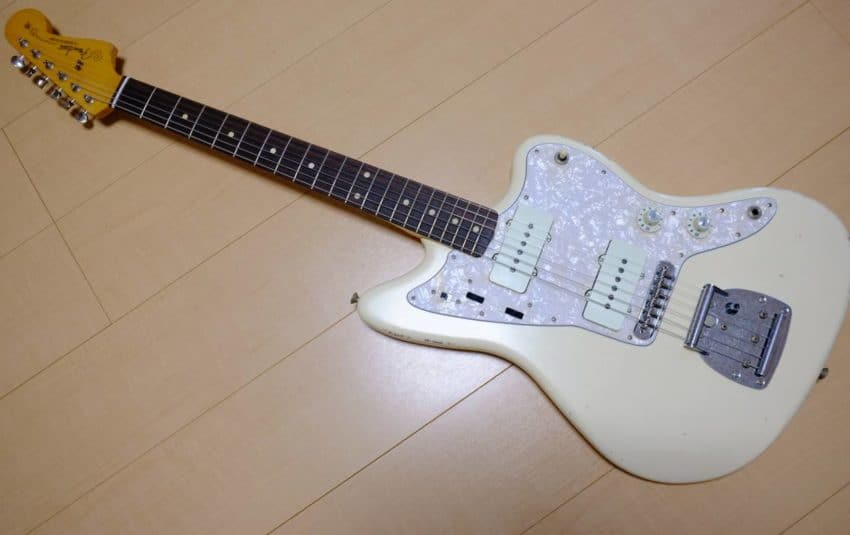 Fender Mexico INORAN ROAD WORN JAZZMASTER