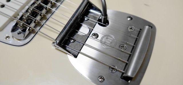 Fender Mexico INORAN ROADWORN JAZZMASTER & Mastery Bridge Offset Mastery Vibrato