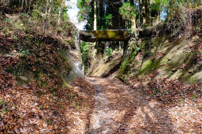 平野台高原展望所から黒川温泉へ。