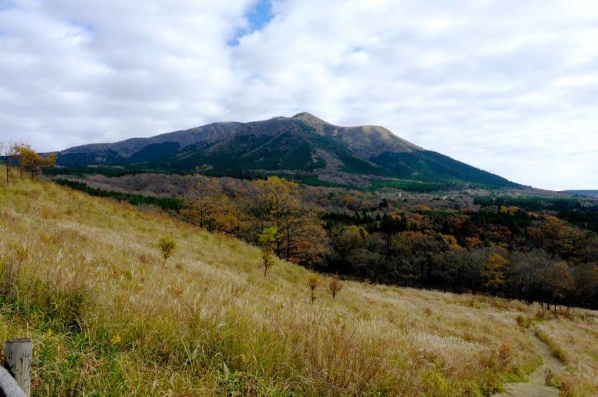 平野台高原展望所。良き眺め。