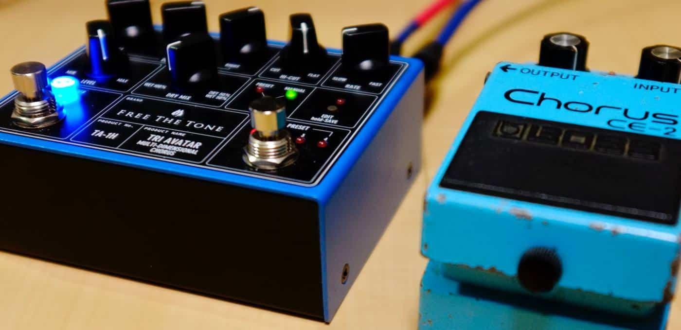 Free The Tone TRI AVATAR & BOSS CE-2