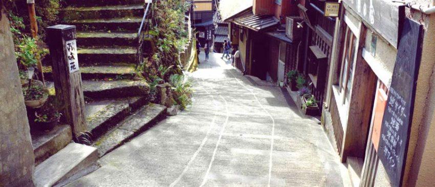 熊本 黒川温泉