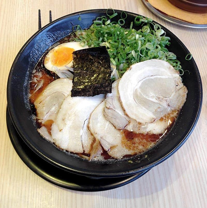 熊本ラーメン 伝統熊本豚骨 伝