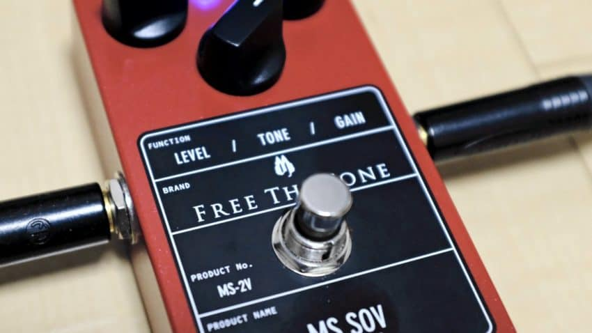 Free The Tone MS SOV MS-2V