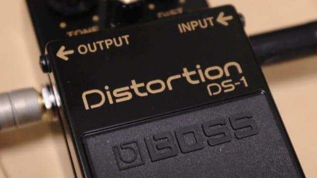 BOSS DS-1-4A