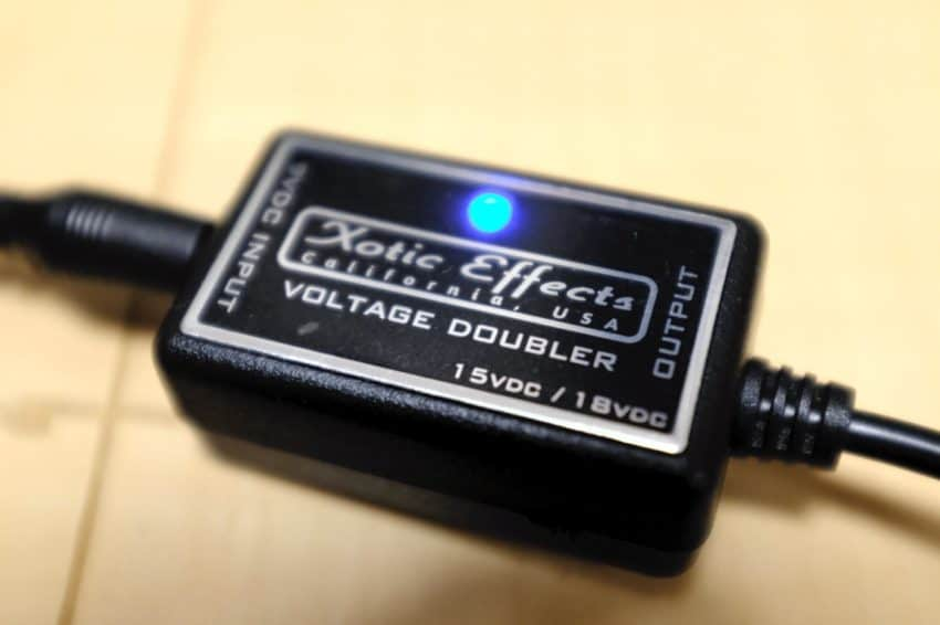 XOTIC Voltage Doubler XVD-1