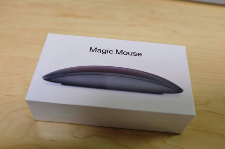 Magic Mouse 2 スペースグレイ