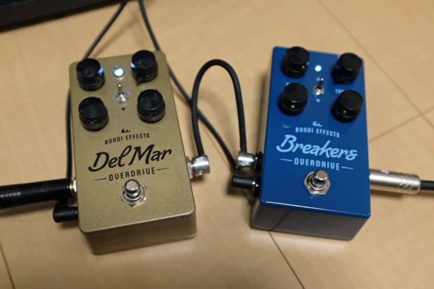 Bondi Effects Breakers Overdrive & Del Mar Overdrive
