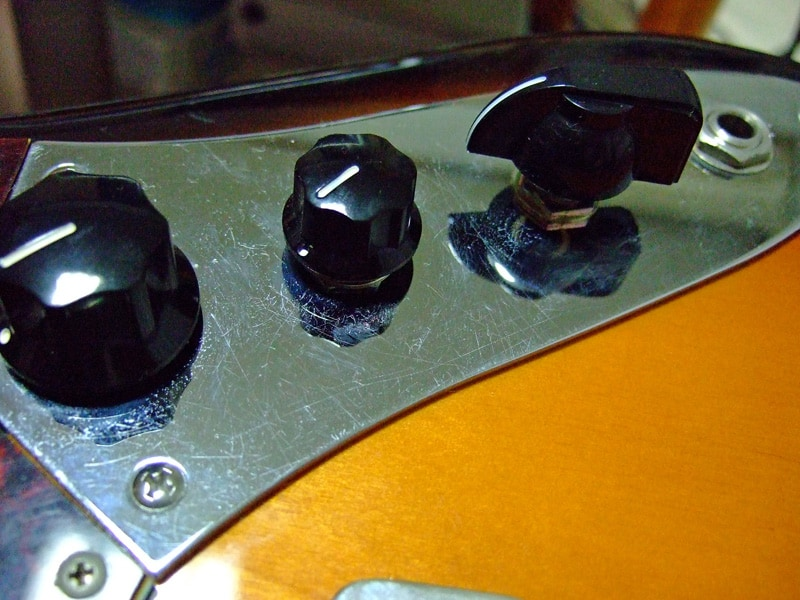 Villex Passive Rotary Tone Booster for Guitar