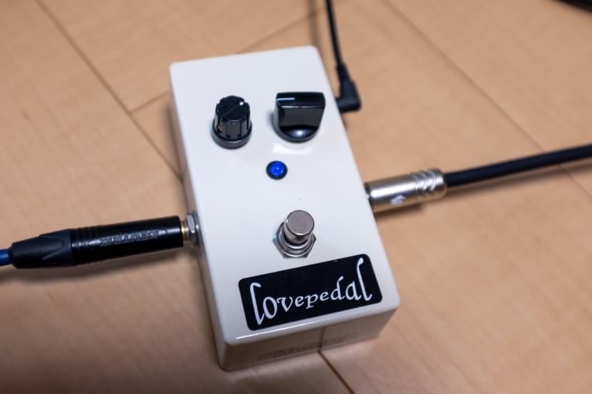 lovepedal vox of death
