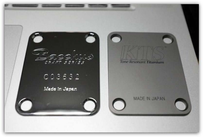 Titanium Neck Joint Plate