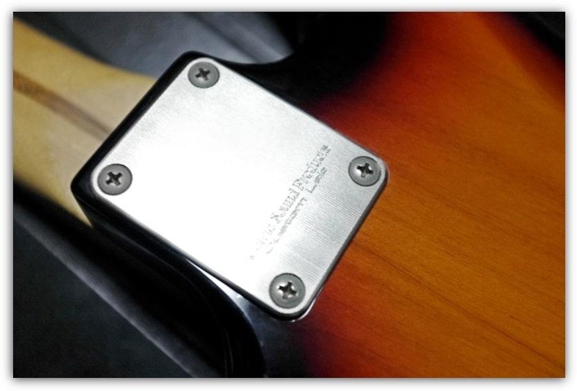ESP Titanium Neck Joint Plate